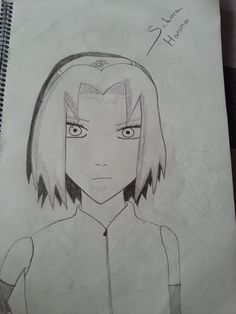 Sakura Haruno Painting (Naruto Shippuden)    I hope you like this.
