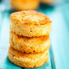Gluten Free Quinoa English Muffins - It is hard to believe these English Muffins are gluten free. They are a family favorite!