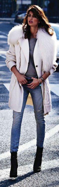 Davinia Pelegri...Elle Spain (November 2012)