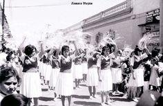 Desfile en Zamora Michoacan Mexico ,,, 7