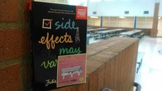 Twitter / NovelNovice: #rockthedrop with SIDE EFFECTS ...