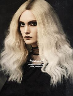 "myfavoritefashionthings: "" ""Delineated"" Victoria Anderson By Robert John Kley For Schön! #26 """