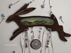 Moonlight and Hares