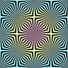 op art - makes me dizzy Illusion Kunst, Illusion Art, Arte Linear, Psychedelic Art, Creative Logo, Geometric Art, Fractal Art, Trippy, Art Lessons