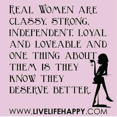 The TRUTH!  Not with all women but for this one (me) it is! If your heart is 2 big to be played then u can Kick Rocks!