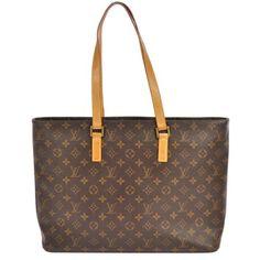 Louis Vuitton Luco Canvas Shoulder Bag