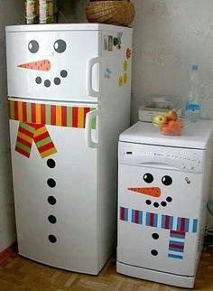 Snowman ref!