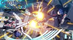Gunslinger Stratos : The Animation