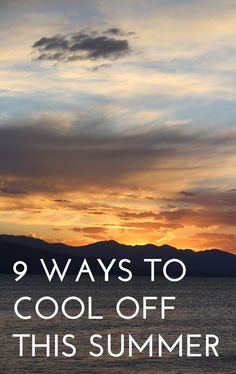 Summer fun in Utah can be hot and dry, but with these activities you won't miss a beat! The trick is knowing where to go when the temperatures heat up!