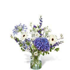 Boeket Vera met vaas New born bouquet Greenhouse Noordwijkerhout online te koop via http://www.greenhouseonline.nl/nl/topbloemen-shop