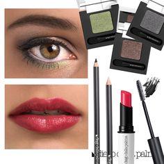 Greener grass make up look by diego dalla palma milano #diegodallapalma #diegodallapalmamilano #makeup #eyemakeup #springmakeup #lips #eyes #beauty #green #eyeshadow #lipstick