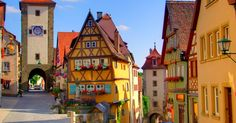20gorgeous real-life villages which came straight out offairytales