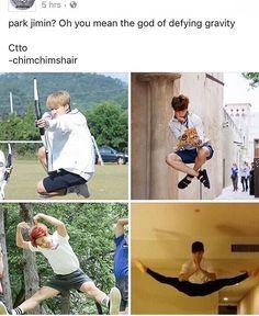 BTS Park Jimin (Chim Chim)