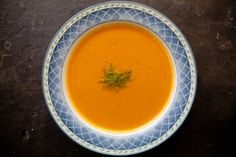 A collection of Blended Soup recipes @Lydia (The Perfect Pantry)
