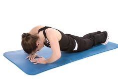 Best exercise to get rid of jiggly arms… Triangle push-ups