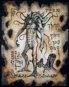 LOVECRAFT / Necronomicon / Gods