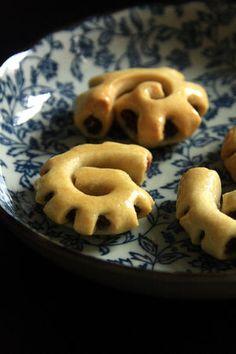 Pâtisseries orientales - Beau à la louche Biscuits, Cute Cakes, Waffles, Cookies, Latifa, Breakfast, Desserts, Foods, Horn