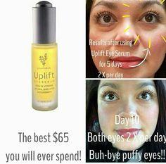 Buh-Bye Puffy Eyes!