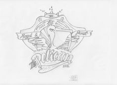 SKETCHES II by Victor Hans, via Behance