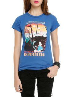 Disney Alice In Wonderland Get Lost Girls T-Shirt | Hot Topic