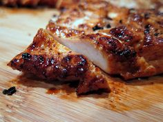 Chipotle chicken: replace Italian dressing with olive oil+lime juice and no sugar