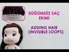 İnci Bebek - Part 3 (Amigurumi Bebek Yapımı - Amigurumi Doll ) - YouTube