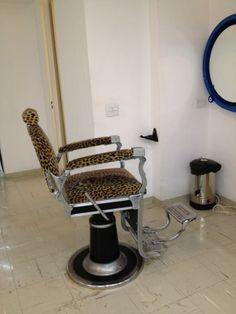 Cadeira Vintage  Concepção e execução Zeca do @Retrozaria Art Cliente: @Charles Motta Motta .