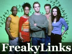 freakylinks tv show | Freaky Links ~ TV Series (2000–2001) Starred the then oh so cute ...