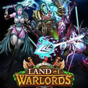 Download on iOS (#iPhone/#iPad) a wonderful combination of #RPG and #SLG-SIM app – Land of Warlords.