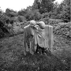 This was the first Emmet Gowin photograph I ever saw. It was uncredited, and I spent a good deal of effort identifying the artist. I couldn't happier that I did