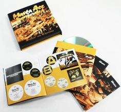Masta Ace Incorporated - Sittin' On Chrome - 3xCD Deluxe Edition.