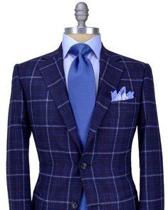 Canali Dapper Gentleman, Dapper Men, Gentleman Style, Men Fashion Show, Suit Fashion, Mens Fashion, Blazers, Stylish Men, Swagg