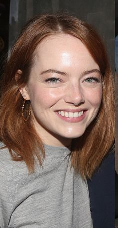 Enma Stone, Actress Emma Stone, My Emma, Facial Recognition, Ginger Hair, Celebs, Celebrities, Fall Hair, Girl Crushes