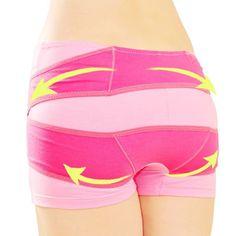 0258266119 Shapewear reviews sleeping dedicated hip up pants pelvis correction  breathable shapewear shorts  dr  rey