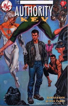 THE AUTHORITY: KEV, ONE SHOT, WILDSTORM/ DC COMICS, 2.002, USA