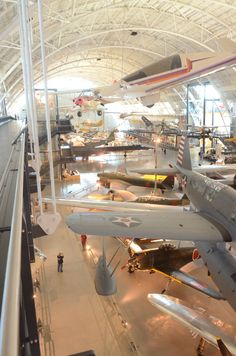 <p>Steven+F.+Udvar-Hazy+Center:+South+hangar+panorama,+including+Vought+OS2U-3+Kingfisher+seaplane,+B-29+Enola+Gay,+among+others+Image+by+Chris+Devers+Quoting+Smithsonian+National+Air+and+Space+Museum+|+Vought+OS2U-3+Kingfisher:+The+Kingfisher+was+the+U.S.+Navy's+primary+ship-based,+scout+and+observation+aircraft+during+World+War+II.+Revolutionary+spot+…</p>