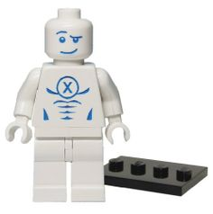 Iceman Superhero - 2 Custom Mini Figurine with Lego Brand Minifigure Collector Series Display Base Accessory by customBRICKS. $16.99. The Lego group does not sponsor or endorse this product