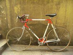 Bici corsa telaio alto