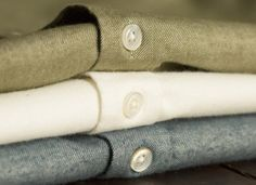 Henson Double-Brushed Cotton Twill