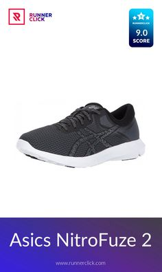 Asics NitroFuze 2 Asics Running Shoes, Training Shoes, Slip On, Shit Happens, Stylish, Sneakers, Tennis, Slippers, Shoes Sport