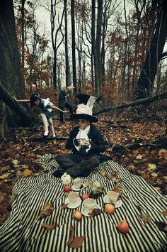Alice In Wonderland ~ The Mad Hatter