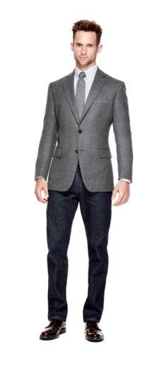 Stafford merino wool flannel jacket #comingsoon #fallstyle