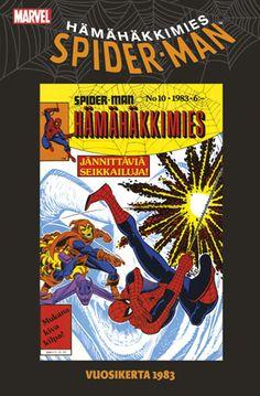 Hämähäkkimies - Vuosikerta 1983