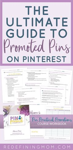 The ULTIMATE Guide to Promoted Pins on Pinterest. Learn how to set up low-cost promoted pins for business. Pinterest marketing strategies | Pinterest tips | Pinterest course for bloggers | #pinterestmarketing #pinteresttips #blogging #bloggingtips