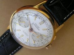 Vintage Chronograph Swiss Emperor with Landeron 248