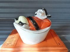 Penny for your Thought'sVintage Asian Ceramic by thesilverrooster, $12.95