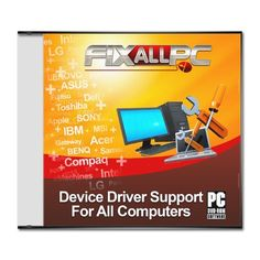 Fixallpc Computer Automated Driver install, Laptop, Desktop for HP ProBook 450 G0
