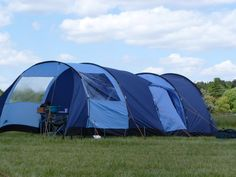My Vango Icarus 500 With Tent Extension
