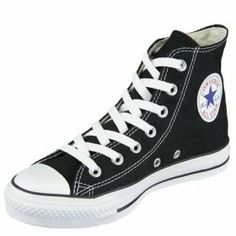 Converse (Favourite brand of shoes as worn by the 10th Doctor as played by Davis Tennant)