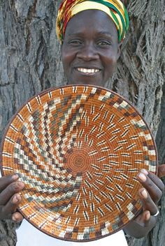 Contemporary Basketry: Kavango Weavers